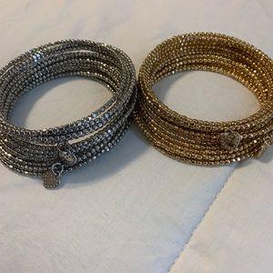 Stella and Dot Bardot Bracelets. NWOT